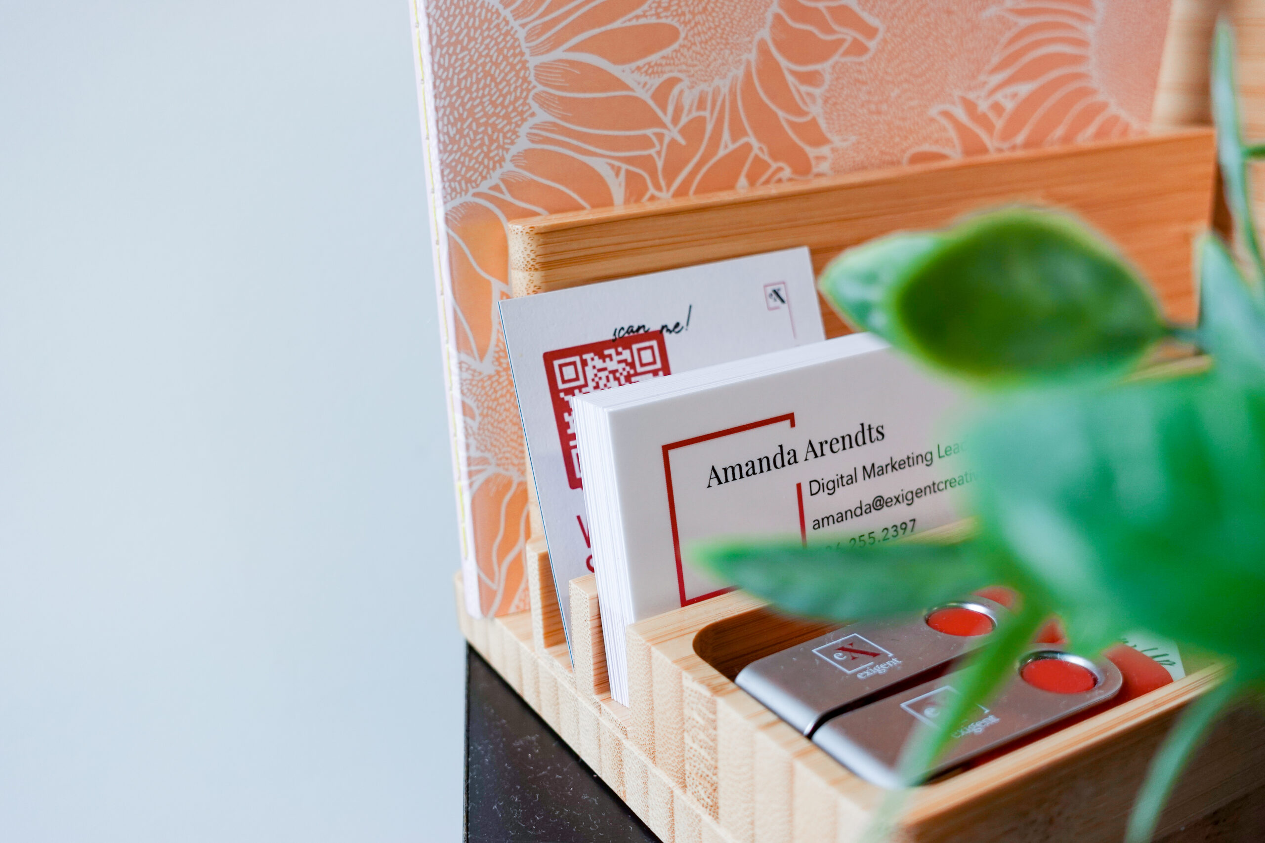 Alternative ways to share your business card